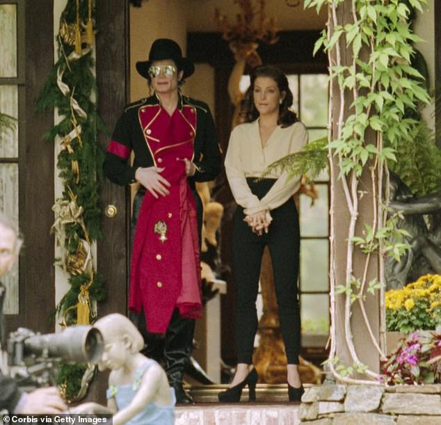 Michael Jackson 'never loved Lisa Marie Presley and was using her to acquire Elvis' music'