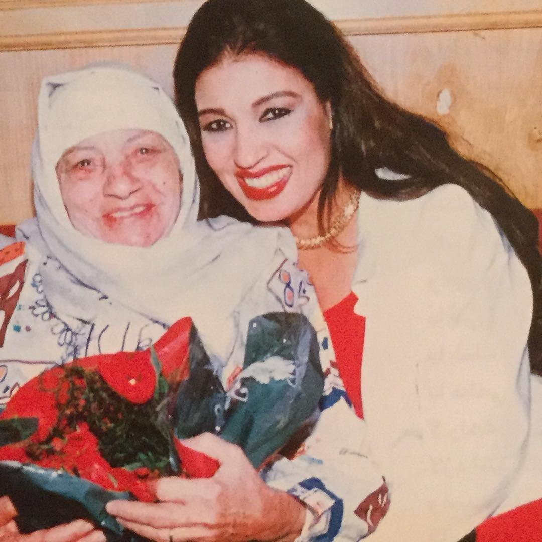 fifi abdou mother