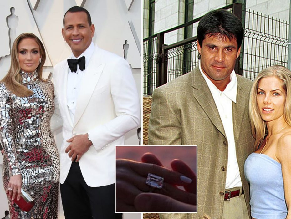 Jose Canseco Is Accusing A-Rod of Cheating on Jennifer Lopez With His Ex-Wife