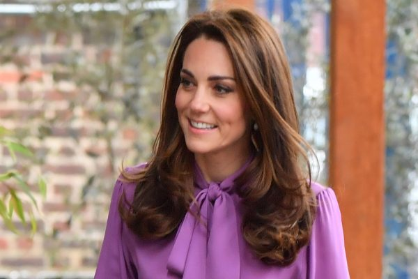Kate Middleton shocks in the high street trousers you always wanted