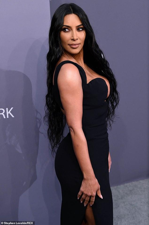 Kim Kardashian reveals she's drinking celery juice EVERY day to help her psoriasis