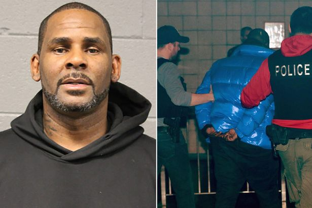R. Kelly 'sexual abuse' tape given to US authorities