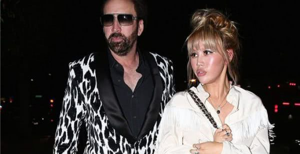 Nicolas Cage has filed for annulment four days into marriage