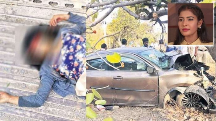 Telugu TV actresses Anusha Reddy and Bhargavi killed in a road accident