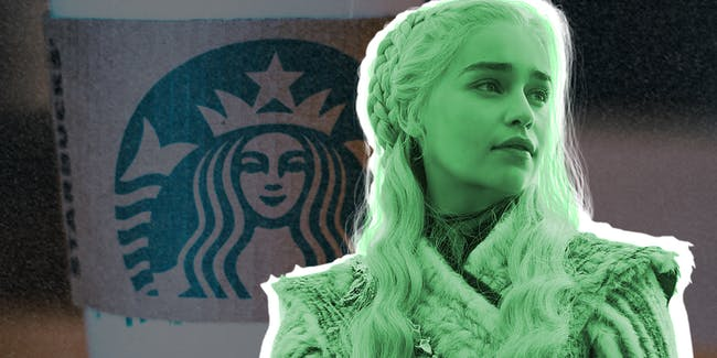 'Game Of Thrones' Coffee Cup Mistake Explained By HBO – Deadline