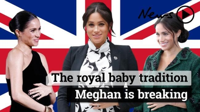 Meghan Markle, Prince Harry: Keeping royal baby birth a secret