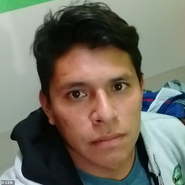 Footballer, 27, dies of cardiac arrest after drinking glass of ice-cold water at end of match in Peru