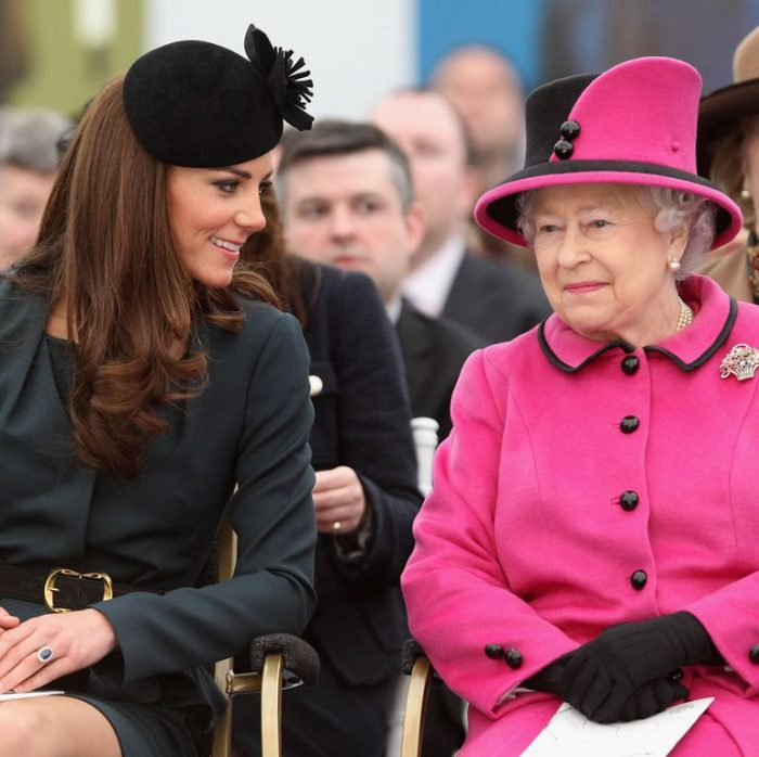 Queen Elizabeth Appoints Kate Middleton a Dame Grand Cross in the Royal Victorian Order