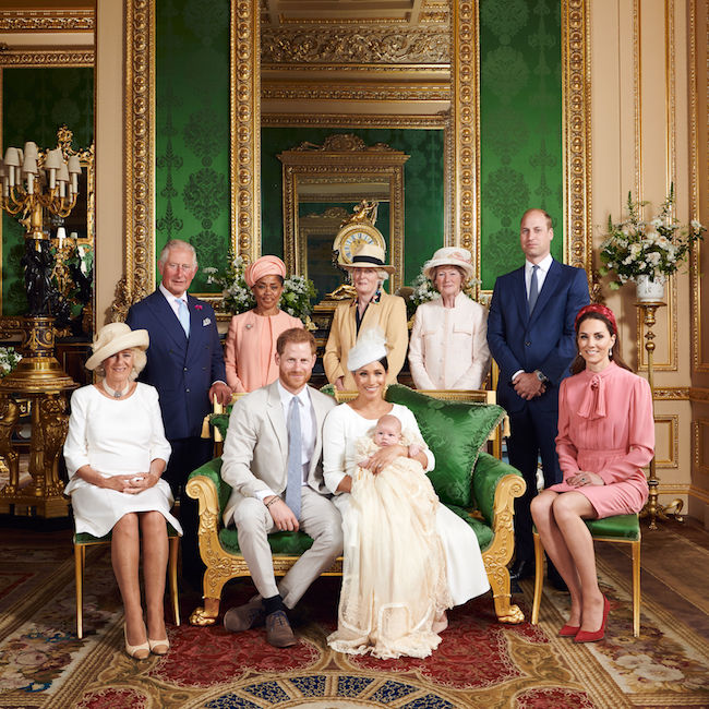 Duchess Kate is SO pretty in pink Stella McCartney for Archie Harrison's christening
