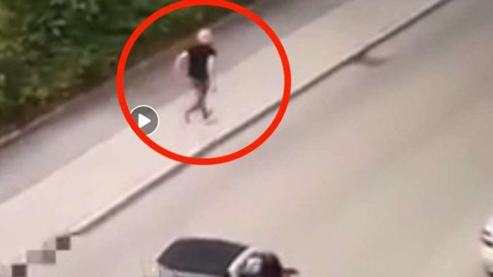 Syrian Migrant Kills Man With Sword in Broad Daylight