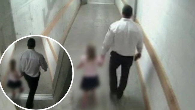 Security guard jailed for indecent assault of girl, 3, at Sydney mall | Nine News Australia