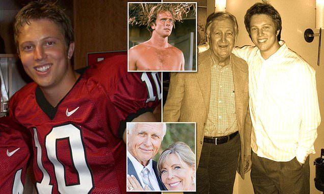 How Tarzan star Ron Ely's security guard son went from Harvard psychology grad and quarterback with all of life's advantages to stabbing his mom, 62, to death and blaming his disabled dad, 81, before police shot him dead