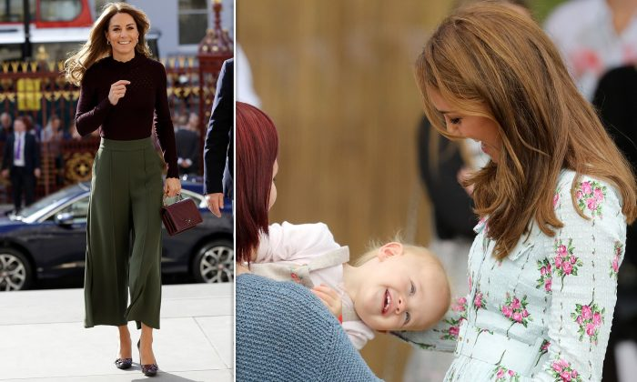 Kate Middleton goes on work experience! Duchess spent two days secretly working at Kingston Hospital's Maternity Unit in London