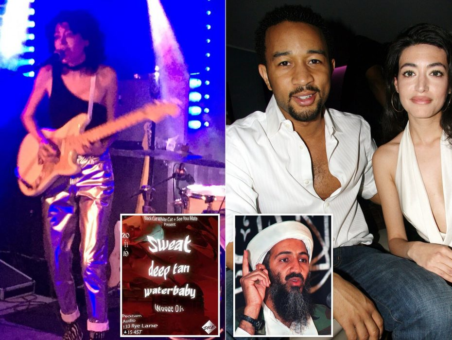 Osama bin Laden's niece is gigging in Peckham