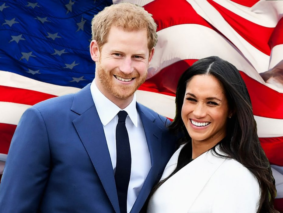Prince Harry and Meghan Markle's Plan to Conquer America