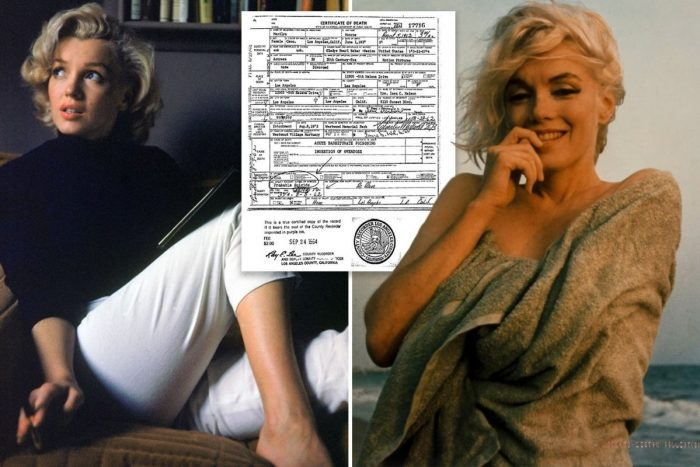 Mysterious box of Marilyn Monroe documents found at UCLA and sealed until 2039 could prove she was MURDERED by her psychiatrist, claims private investigator