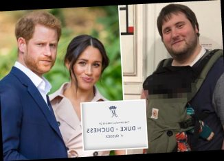 Prince Harry and Meghan Markle's attempt to trademark their Sussex Royal brand is blocked after legal complaint from Australian doctor