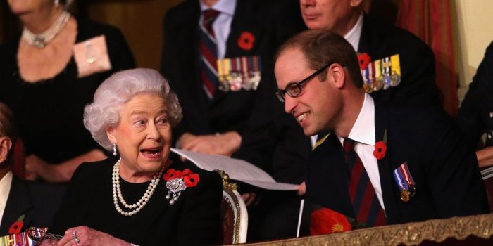 Prince William Has Been Given a Brand New Title by Queen Elizabeth