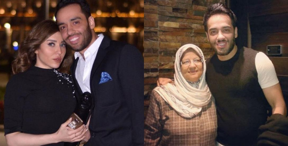 ramy gamal mother wife