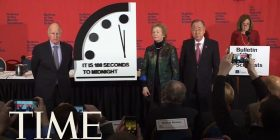 The End Is Nigh: Doomsday Clock Reaches 100 Seconds To Midnight