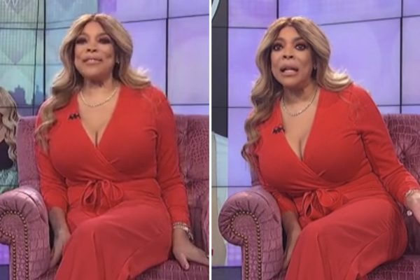 Wendy Williams FARTS on Live TV!