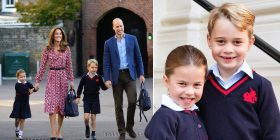 Prince George & Princess Charlotte's School