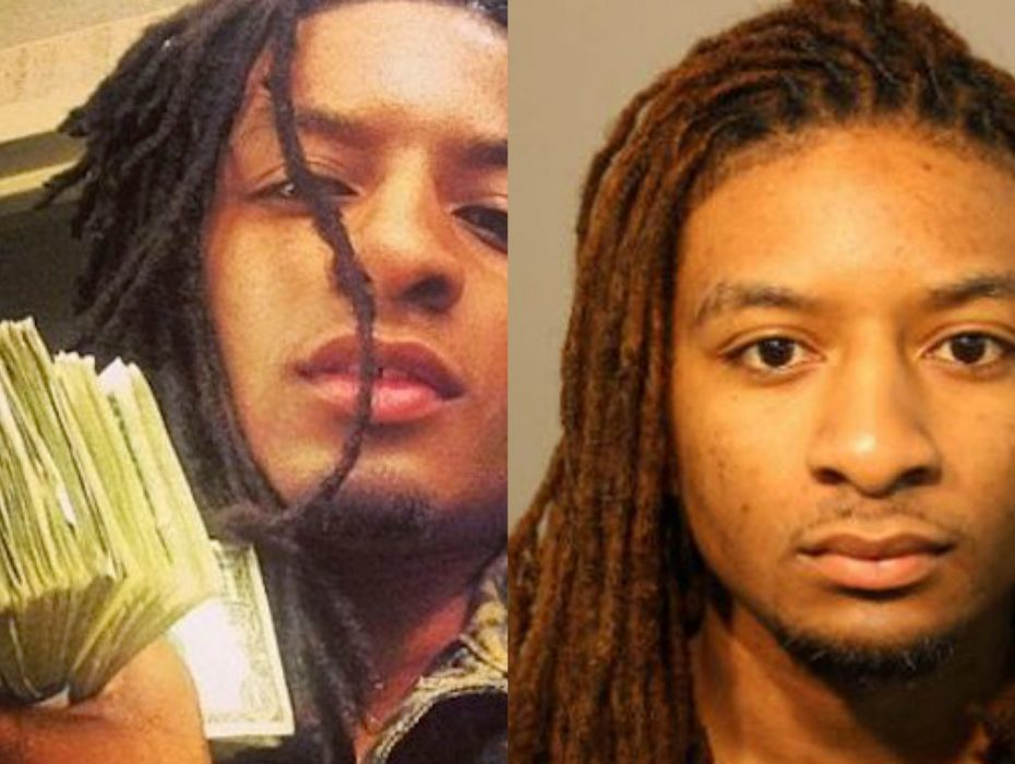 Aspiring Chicago rapper who hired hitman to kill his mother so that he could use her money to customize the Mustang she bought for him is sentenced to 99 years in prison
